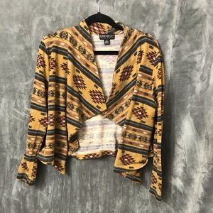 Forever 21 Navajo style sweater. 2X